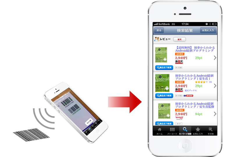 価格なび iOS/Android版(iPhone...
